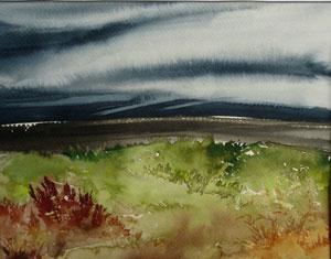 watercolour $350